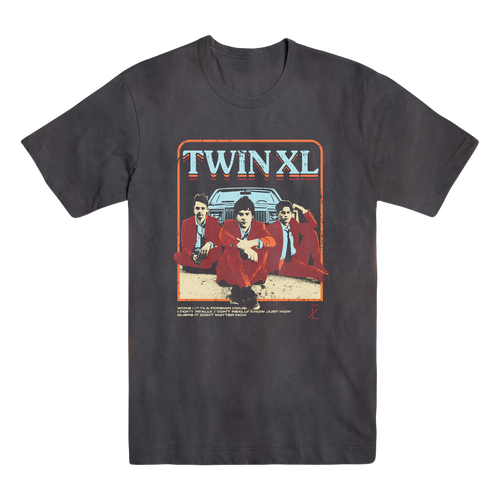 Twin XL - Vintage Tour Tee