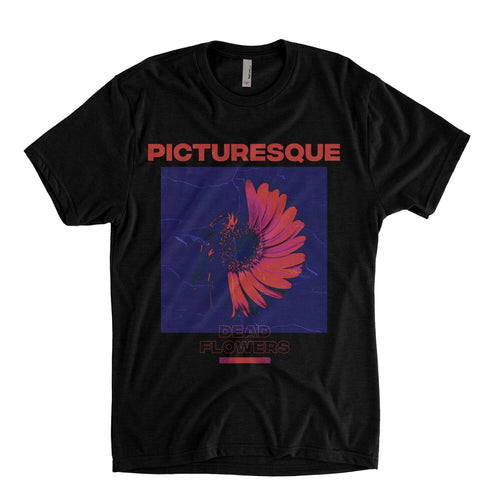 Picturesque - Black Friday Floral Tee