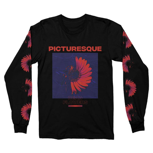 Picturesque - Black Friday Floral LS
