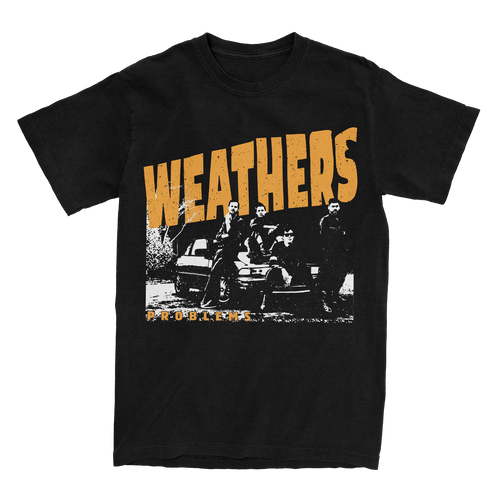 Weathers - Problems Photo Tee