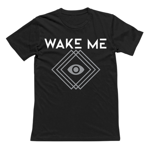Wake Me - Diamond Eye Tee