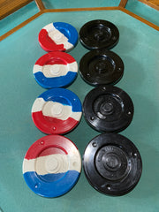 SHUFFLEBOARD DISCS-COLORS DISCONTINUED