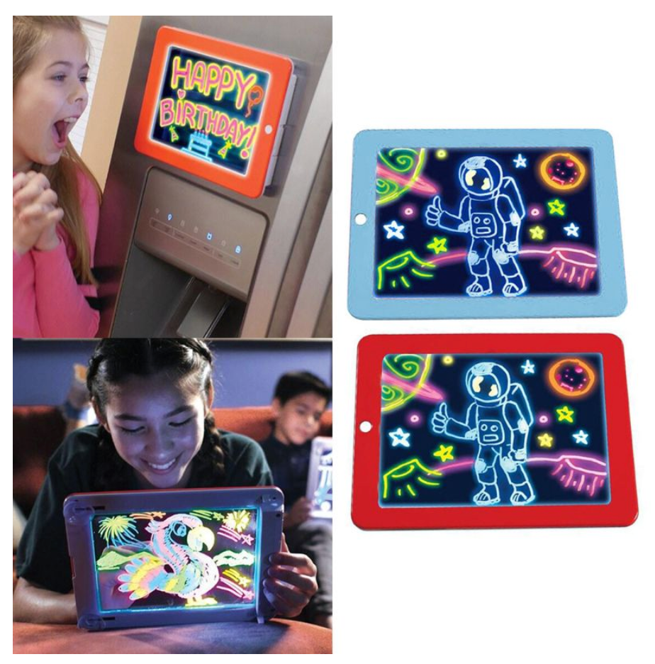 Educational Tool Pad for KIDS