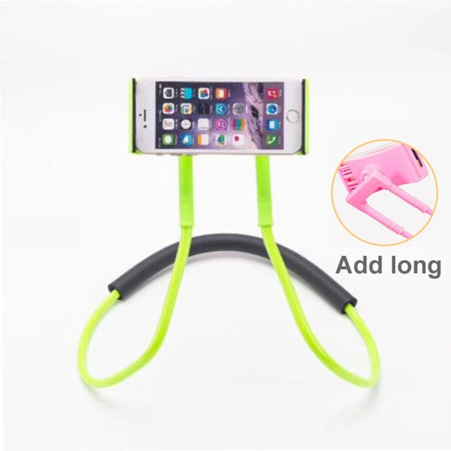 LAZY Neck Phone Holder Smartphone owners are going crazy