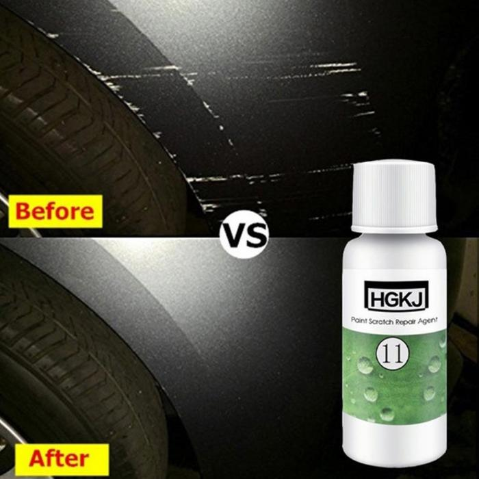 Car Scratch Repair Polishing Wax DIY