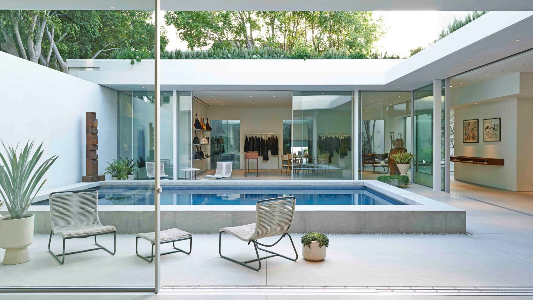 California Modernism | The Row Showroom