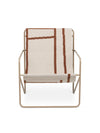 Desert Lounge Chair Cashmere