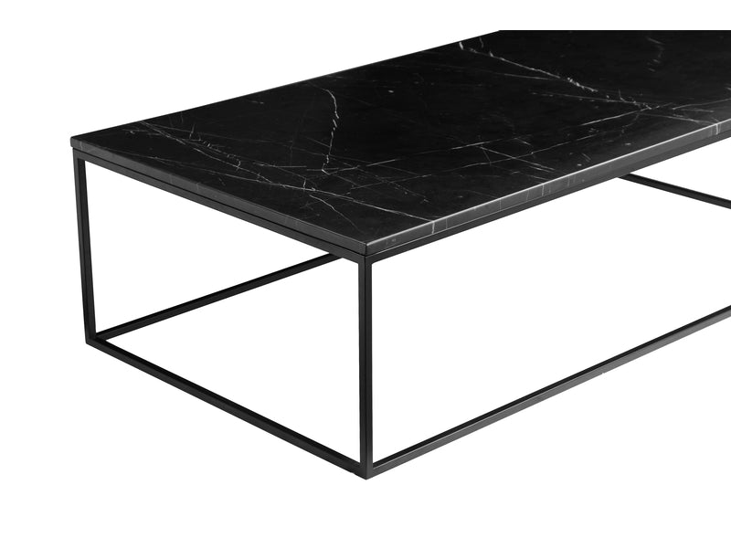 Onix Rectangular Marble Coffee Table