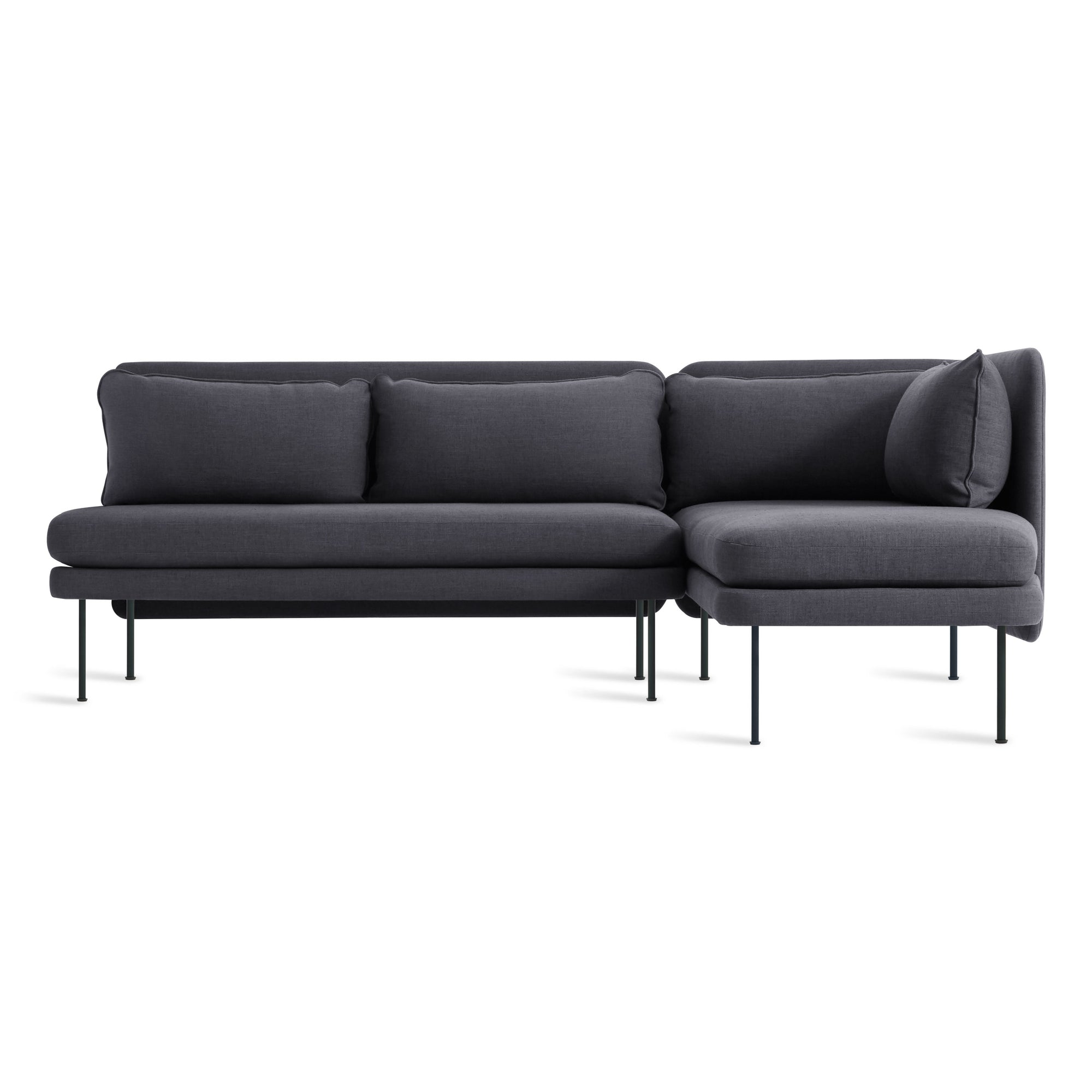 premium selection 7b669 97b00 Bloke Armless Sofa with Right Arm Chaise