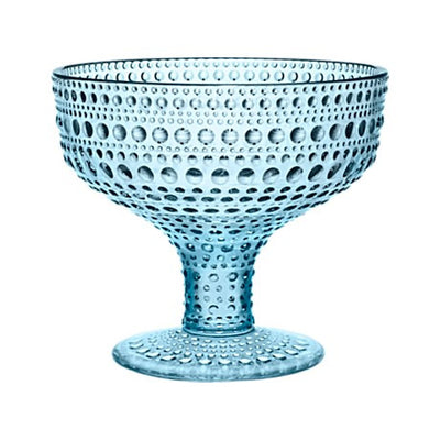 Kastehelmi Footed Bowl