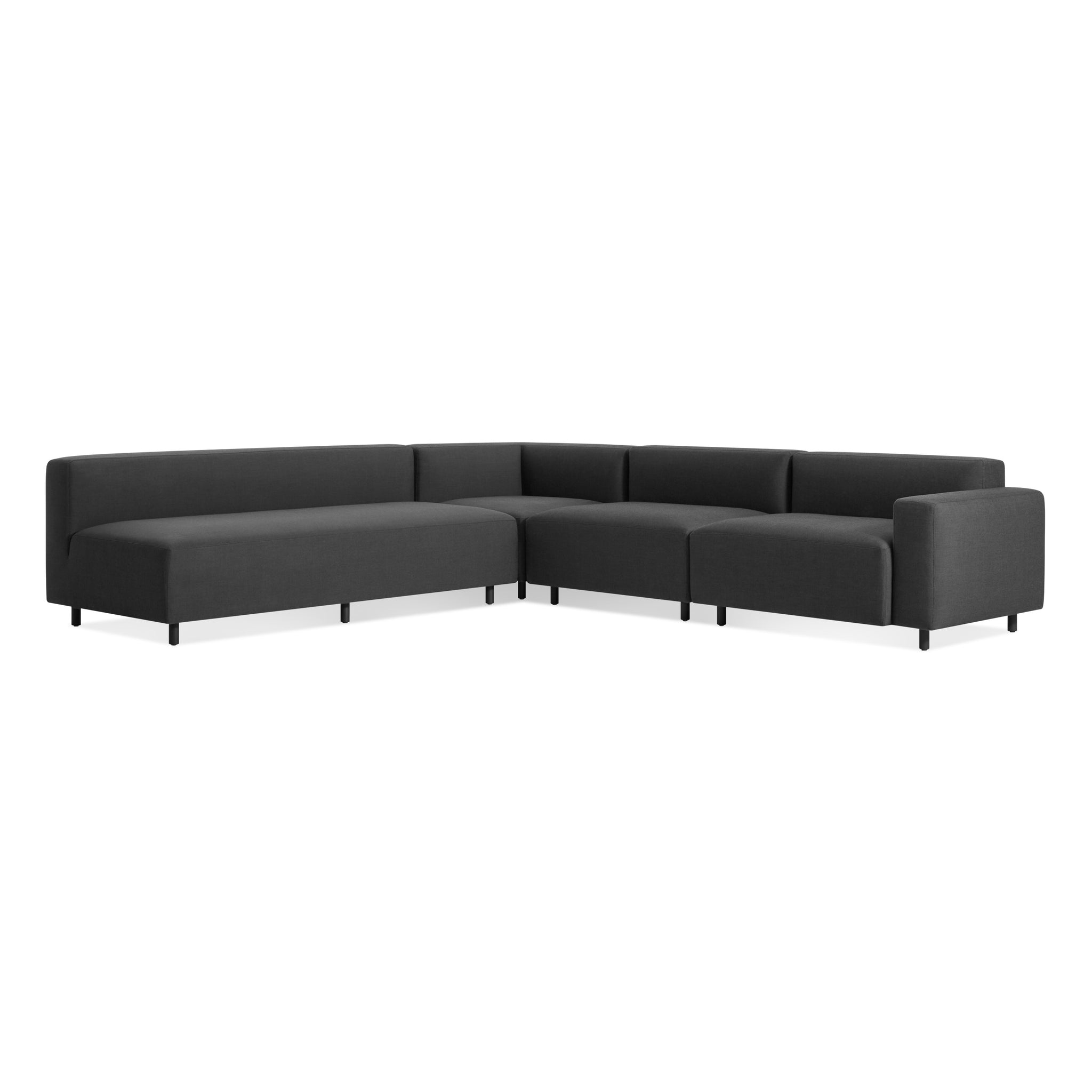 9 Yard Outdoor L Sectional Sofa
