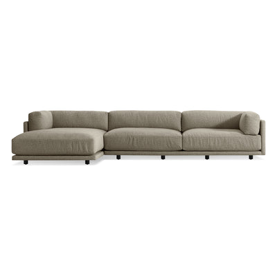 Sunday Sofa w/ Left Arm Chaise