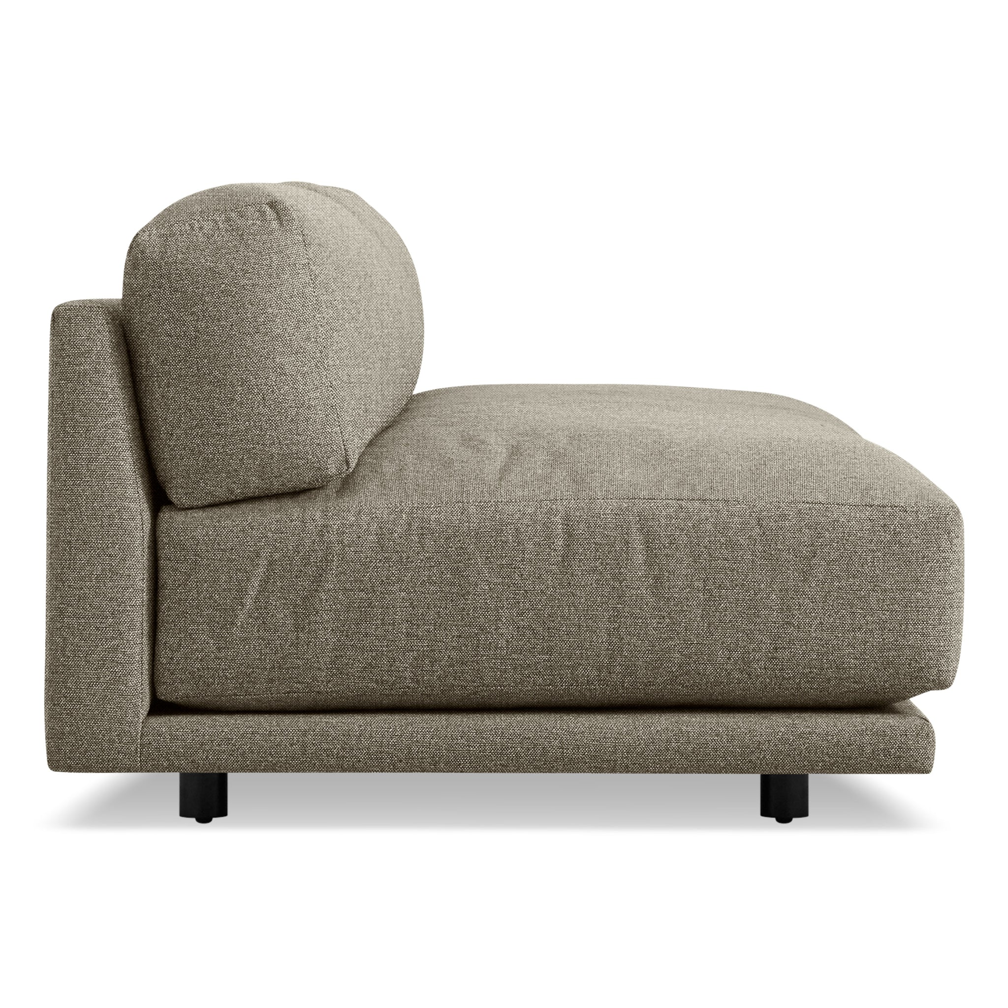 Sunday Armless Sofa