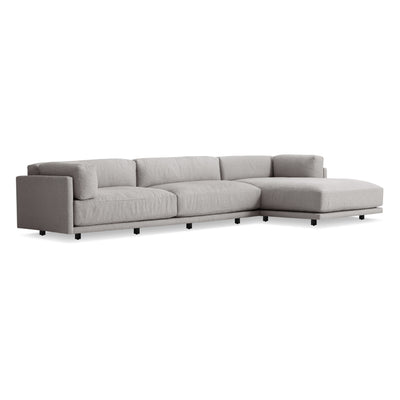 Sunday Sofa w/ Right Arm Chaise