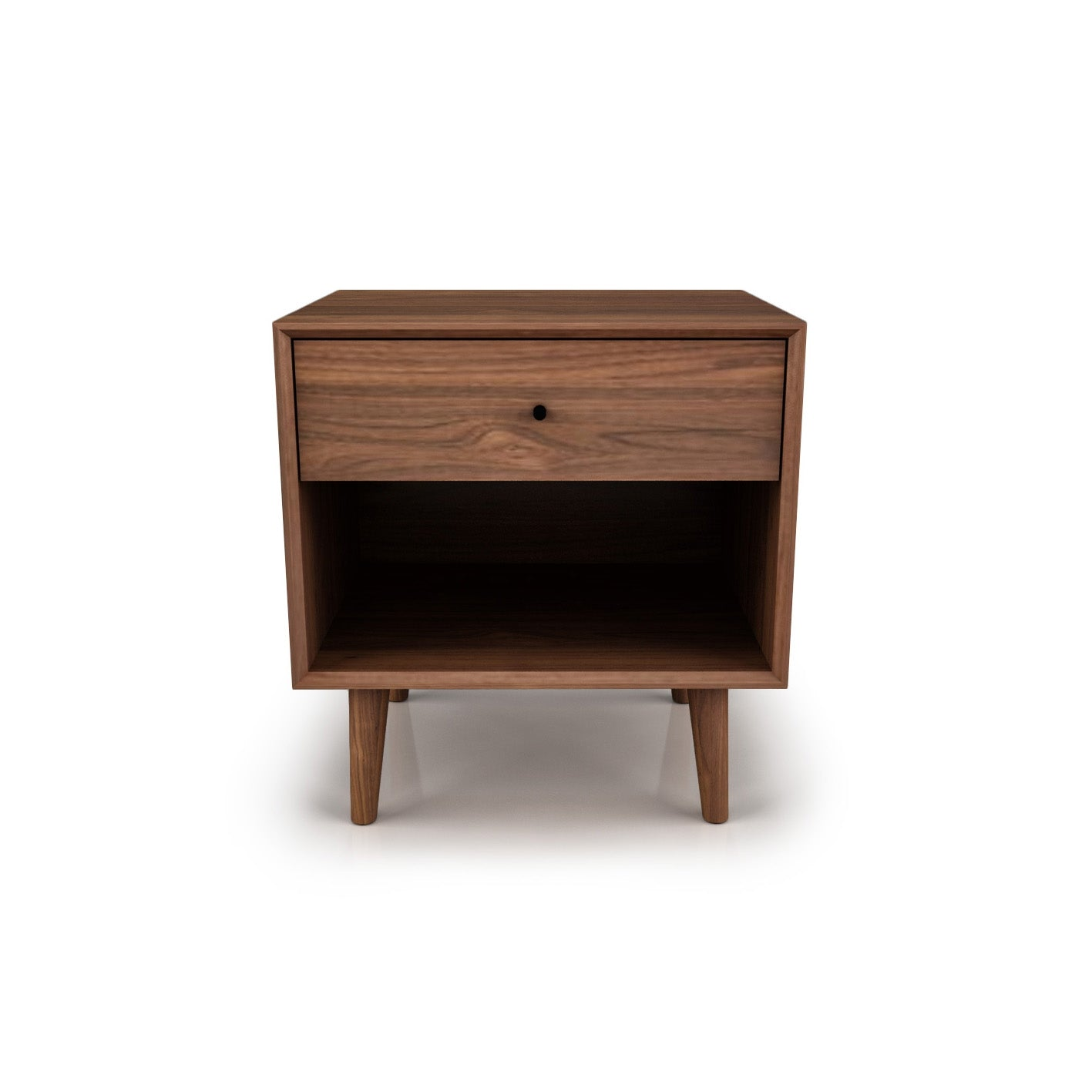 Herman 1 Drawer Nightstand