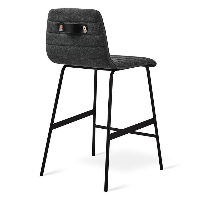 Lecture Counter Stool Upholstered