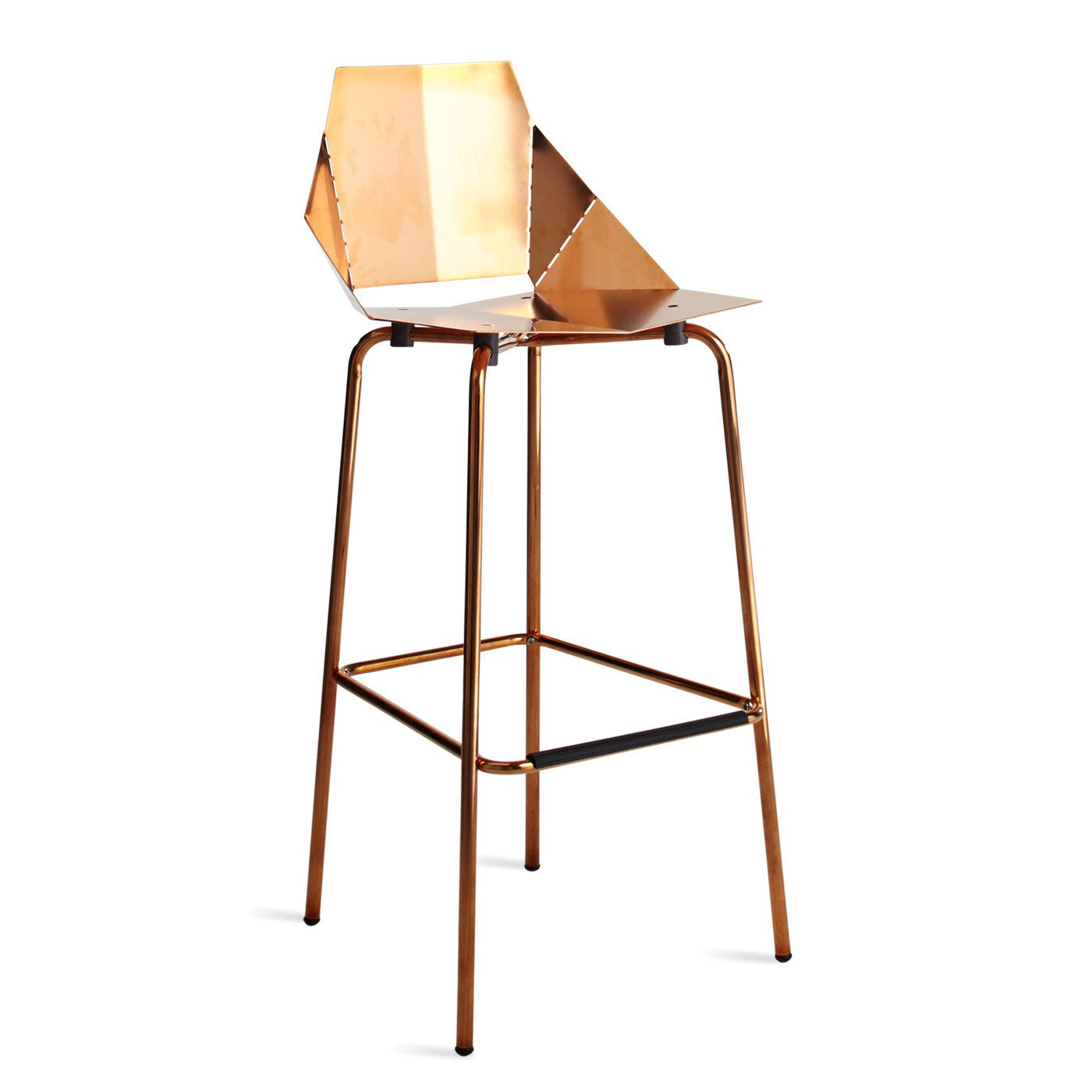 Real Good Copper Barstool