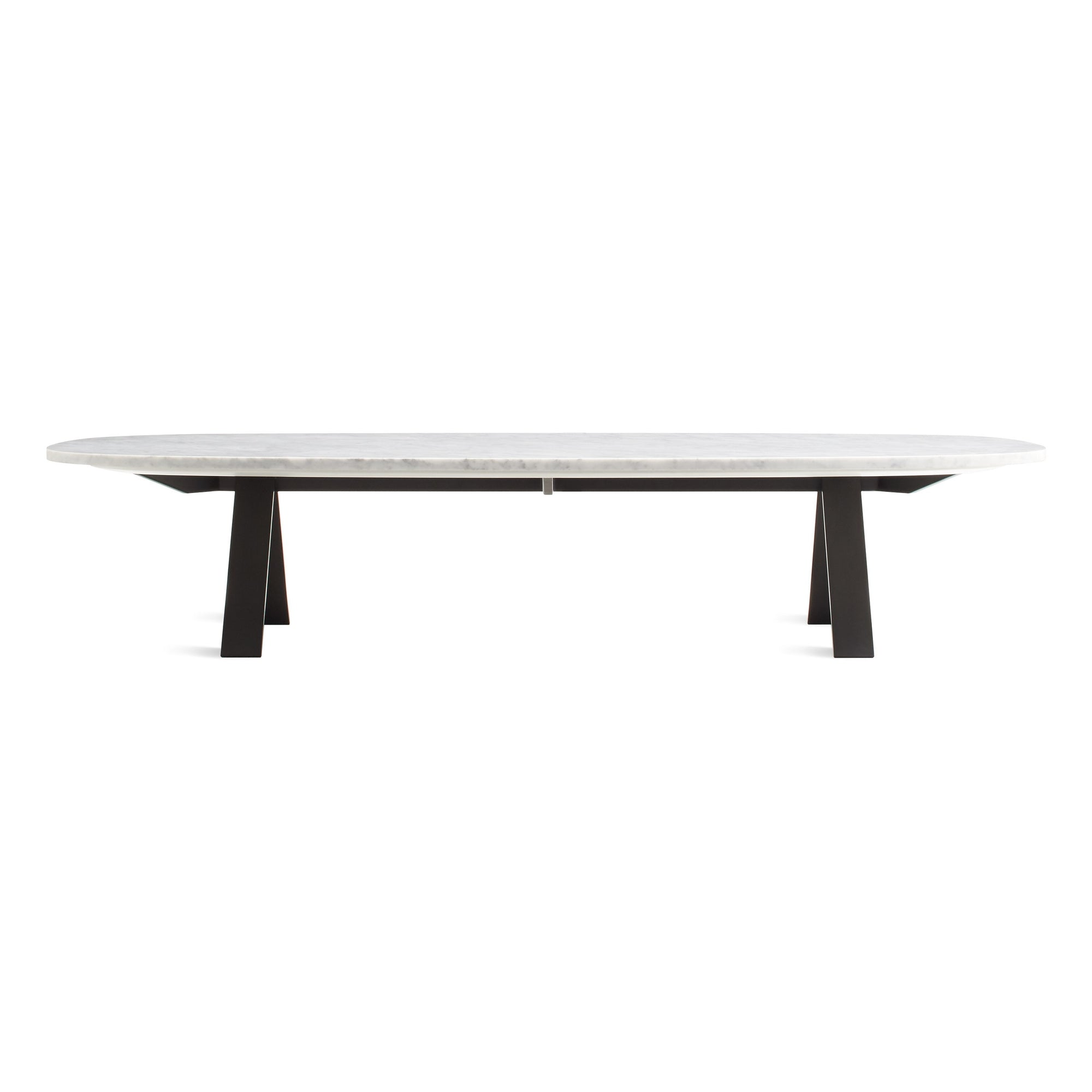 Super Swoval Coffee Table Area - Super low coffee table