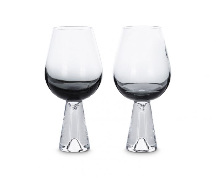 Tank Wine Glasses S/2