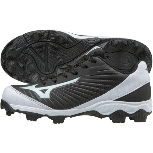 Mizuno Cleats 9 Spike Adv. Franchise 7 US12 Male Black