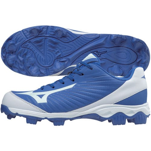 Mizuno Cleats 9 Spike Adv. Franchise 7 US13 Male Royal