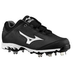 Mizuno Cleats 9 Spike Swift 3 Switch US10 Female Metal