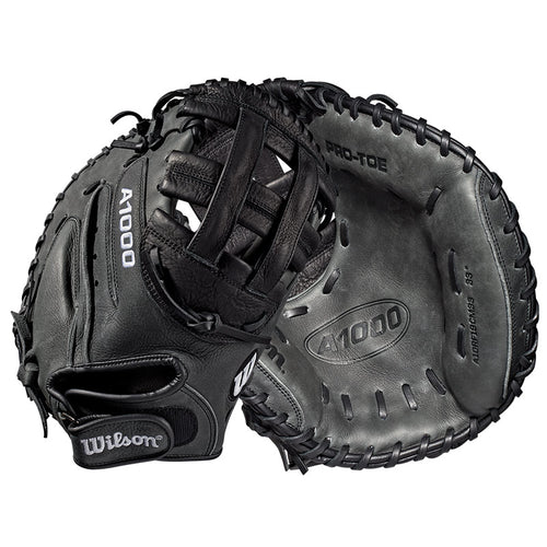 Wilson Mitt Catcher A1000 33