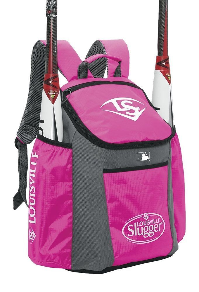 Louisville Slugger Bag Bat Pack Series 3 Hot Pink
