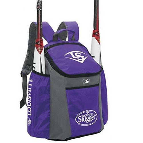 Louisville Slugger Bag Bat Pack Series 3 Purple