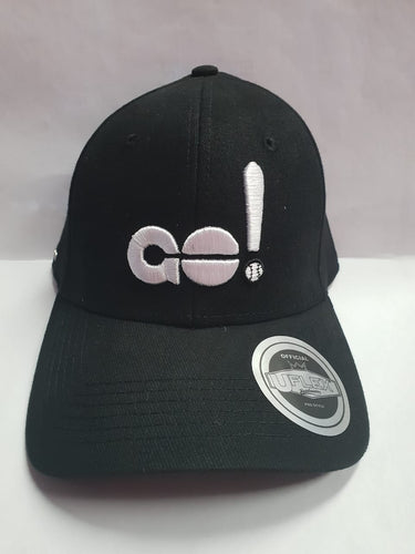 GO! Hat Black S/M Baseball