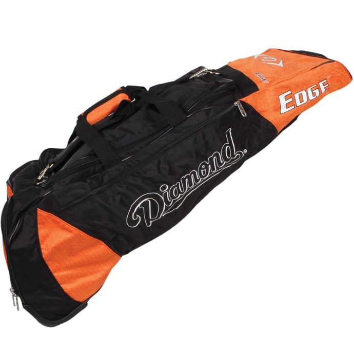 Diamond Bag Wheeled Edge Orange