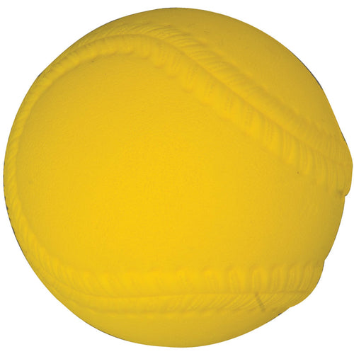 Diamond Baseball Foam Yellow