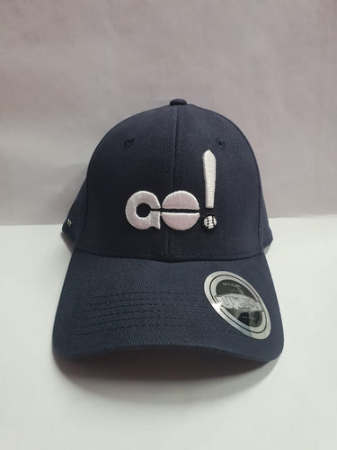 GO! Hat Navy Large Baseball
