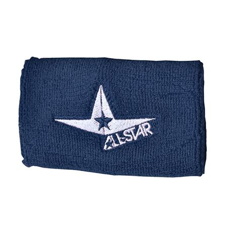 All Star Wristband Long Navy