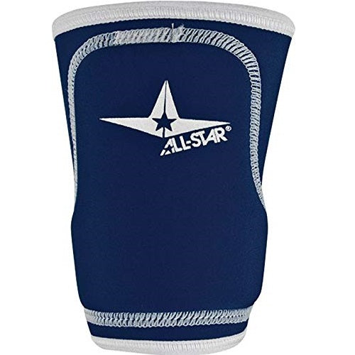 All Star Wrist Guard Neoprene Navy Medium