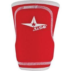 All Star Wrist Guard Neoprene Red Large