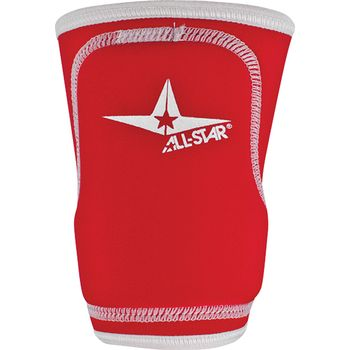 All Star Wrist Guard Neoprene Red Medium