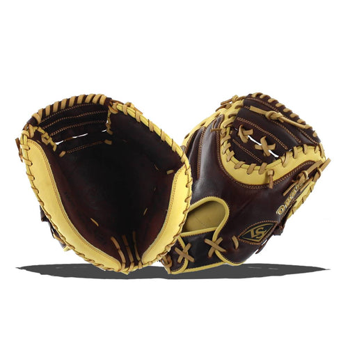 Louisville Slugger Mitt Catcher Omaha Select 32