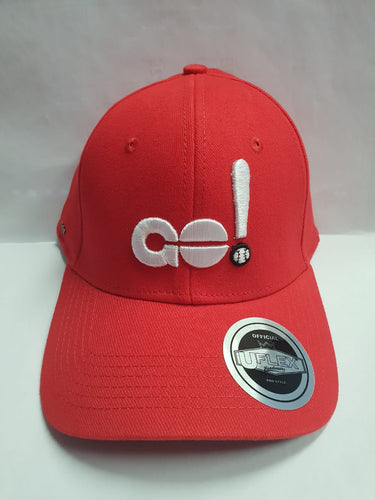 GO! Hat Red S/M Baseball