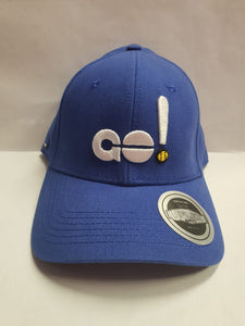 GO! Hat Royal Blue S/M Softball