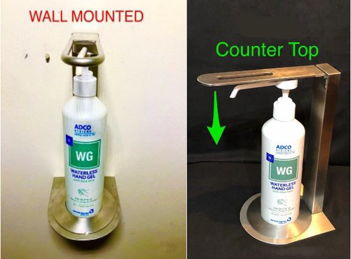 Sanitiser dispenser