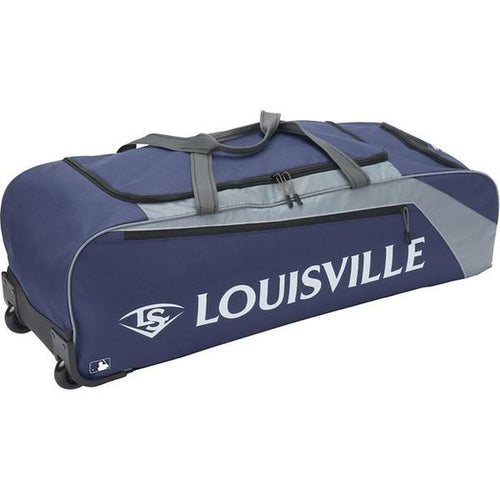 Louisville Slugger Bag Wheeled Series 3 Navy