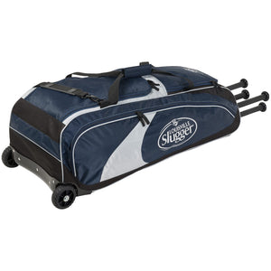 Louisville Slugger Bag Wheeled Series 5 Rig Navy