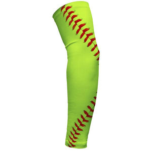 Sleefs Arm Sleeve Softball Lace Large
