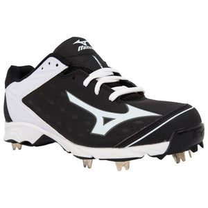 Mizuno Cleats 9 Spike Adv. Swagger 2 Low US14 Male Black Metal
