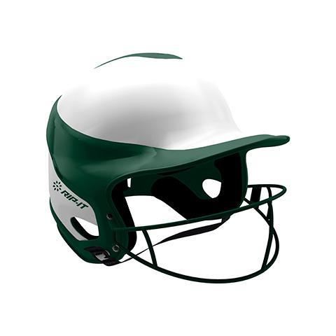 Rip-It Batting Helmet Vision Pro XL Green