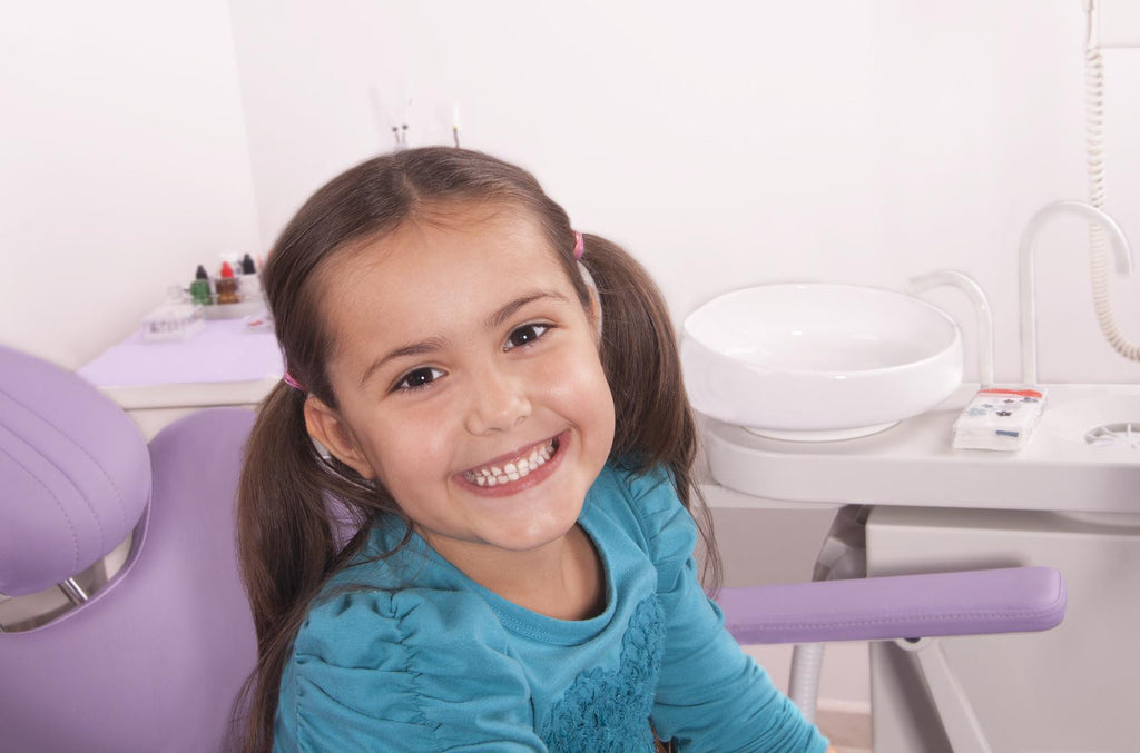 Tips For Moms—What To Do When Your Child Is Scared Of The  Dentist