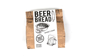 Beer Bread Bag - Basil & Tomato 500g