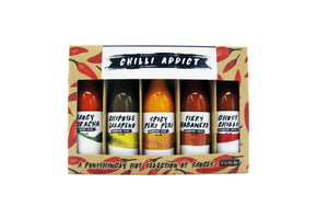 Chilli Addict set 250g