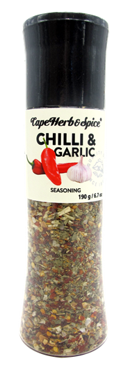 Spice FSG - Chilli & Garlic 190g